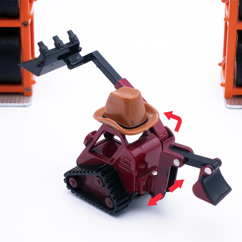bob the builder Diecast Benny Forklift3