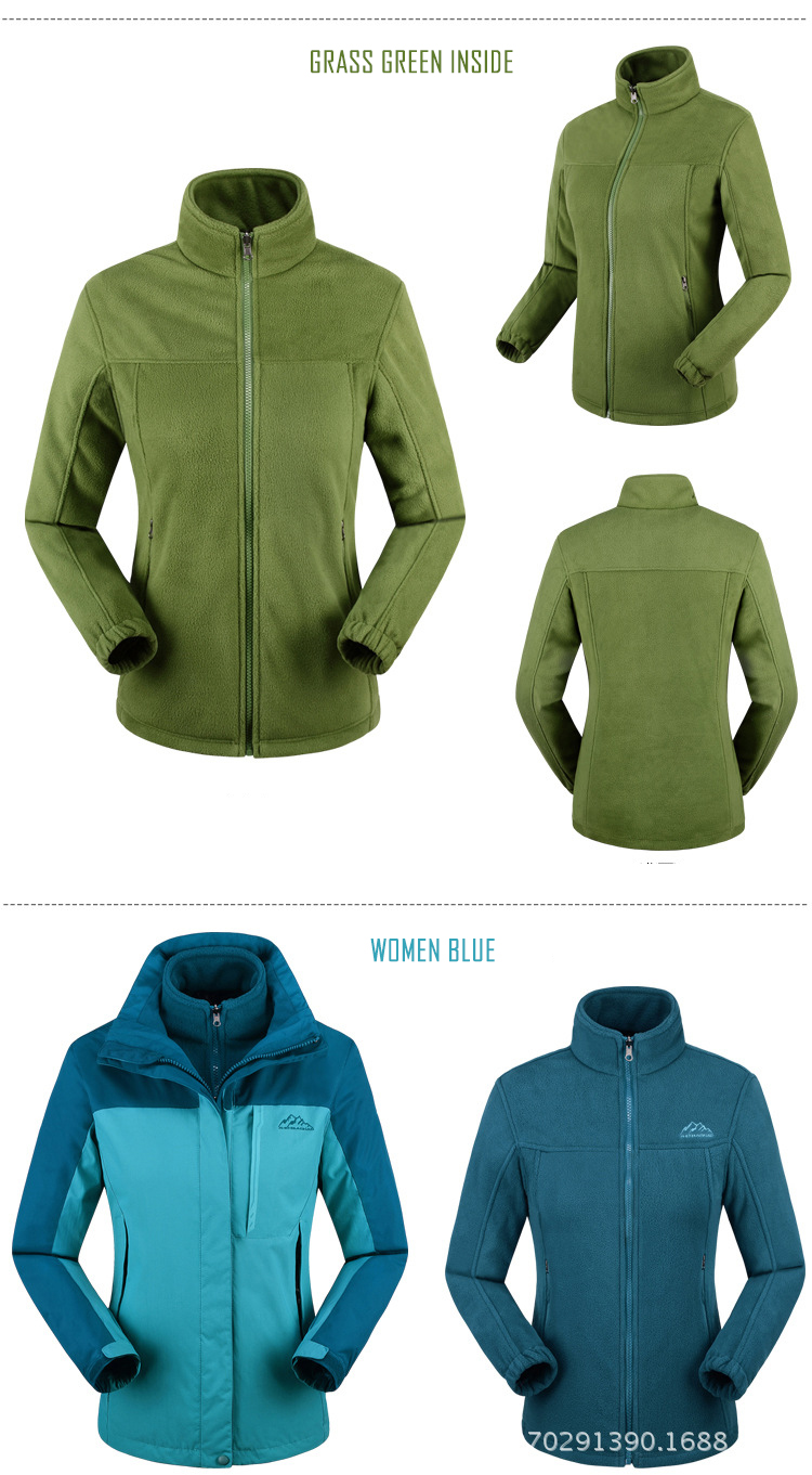 MX-HLZ80029 men and Women fashion warm casual fleece   (6)