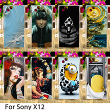 Phone Cases For Sony Ericsson Xperia Arc S X12 LT15i LT18i 4.2 inch Cases Cool Hard Back Covers Skin Housing Sheath Hood Bags