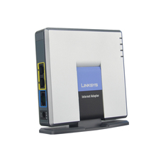 Fast Shipping! UNLOCKED LINKSYS SPA3000 SPA 3000 VOIP FXS VoIP Phone Adapter Brand New AU US EU UK Plug(China)