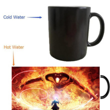 gandalf and balrog lord of the rings mug magic mugs coffee mug heat reveal Heat sensitive mugs changing color wine