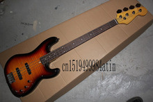 Free Shipping Top Quality Custom shop 4 string Bass guitar initiative to Precision Bass guitar In Stock @21(China)