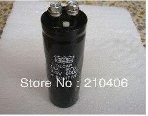 2.5V 600F  farad capacitor<br><br>Aliexpress