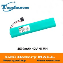 Replacement battery NI-MH 12V 4500mAh for Neato Botvac 70e 75 80 85 D75 D8 D85 Vacuum Cleaner battery