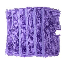 1pcs Durable Replacement Duster Cleaning Pads Cloth Cover Suitable for Shark Pocket Steam Mop Purple