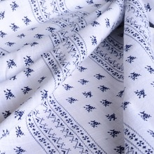 New arrival 50*145cm width  Slub cotton fabric by meter DIY shirt skirt dress making cotton fabric