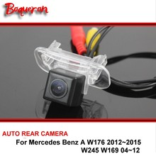 Mercedes Benz W245 05-11 W169 04-12 CCD Night Vision Back Reverse Camera Rear view Camera Car Parking Camera