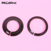 41.8-52mm Bike Headset Base Spacer Crown Race Bike Headset Washer for 28.6mm Straight Fork / 1.5 Tapered Fork Bicycle Parts