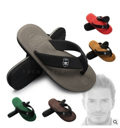 Chanclas para hombre mens anti skip slippers comfortable and cool beach flat sandals light casual male flip flops<br><br>Aliexpress