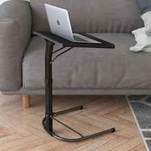 Simple Portable Laptop Desk Folding Bed Tray Reading Notebook Stand(China)