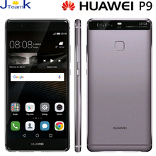 Huawei P9 Leica Dual Camera 4G LTE Mobile Phone HUAWEI Kirin 955 Octa core 2.5GHz 3GB Ram 32GB Rom 5.2 inch 1920*1080pix Screen