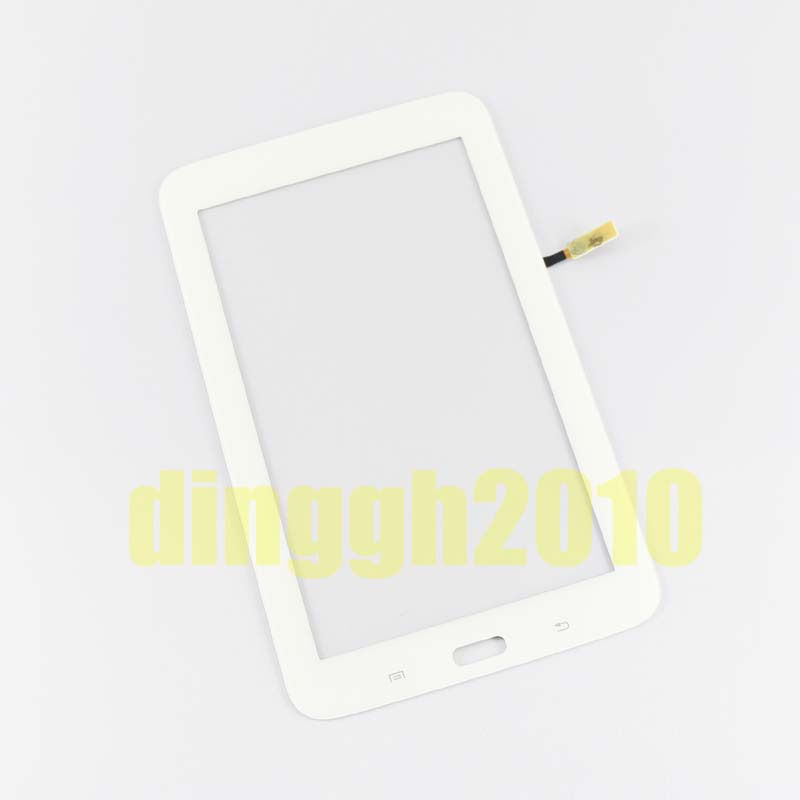 Free tools Replacement For Samsung Galaxy Tab 3 Lite 7.0 T110 SM-T110 WIFI white digitizer touch screen Glass  Free shipping<br><br>Aliexpress