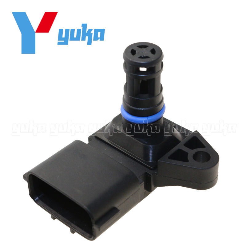 50070e920cda MAP Sensor Intake Air Boost Pressure Manifold Absolute Druck Sender For  FORD FOCUS C-MAX II Convertible Estate Saloon 1.4 1.6 Ti