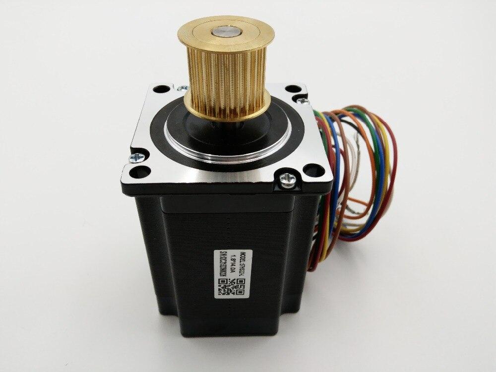 57HS22-L 2 phase 2.2Nm Unipolar Stepper Motor NEMA23 Motor 57mm Step Motor 1.8 degree 3.5A new<br>