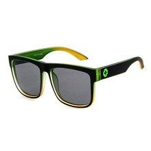 e9ffa67c493e8 Esportes Revestimento UV Óculos De Sol Dos Homens Da Marca Designer  Mulheres óculos de Sol Reflexivos Quadrados Espiado Homens R..