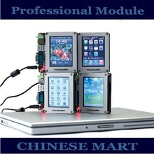 ARM S3C2440 ARM9 256MB Nand Flash mini2440 Developing Board With 3.5 Inch Touch Screen LCD Wholesale#E09037(China)