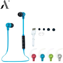 Buy Sport Wireless Headphones Bluetooth Headphones Music Headset Earbuds Sweatproof Earphone Mic Noise Cancelling Xiaomi iphone for $7.56 in AliExpress store