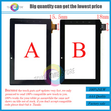 Free shipping 300-N3690B-A00-V1.0 300-N3690P 7 inch Freelander PD10 PD20 capacitive touch screen digitizer glass N3690B 15.5mm(China)