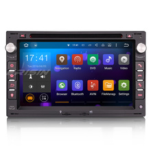 "7"" Android 5.1.1 OS Special Car DVD for Volkswagen Bora 1998-2006 & Passat 2001-2005 & Sharan 1998-2009 with 1024*600 Resolution"