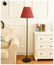 Indoor Floor Lamps Modern Attractive Living Room Fashional Floor Hotel Lighting Bedside Floor Lamps For Bedroom suppore LED E27(China)
