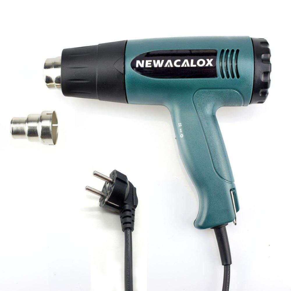BRAND NEW 1800 Watt 220V EU Plug Industrial Electric Hot Air Gun Heat Gun Kit Professional Heatguns Shrink Wrap Blower Heater<br><br>Aliexpress