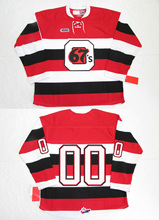Ottawa 67s # Custom your name and number Stitched Hockey Jersey