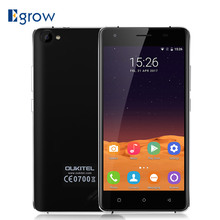 Original Oukitel C5 MTK6580 Quad Core Android 7.0 Mobile Phone 5.0 Inch Cell Phones 2G RAM 16G ROM 2000mAh 3G WCDMA Smartphone(China)