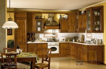 Wooden kitchen cabinet and design for free(LH-SW021)