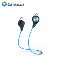 Excelvan Q9 Bluetooth 4.1 Wireless Sports Earphones Handsfree Earhook Stereo Sound Calling Headset for IOS and Android