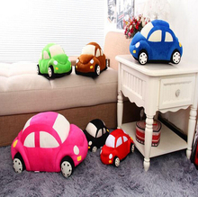 SUN & CLOUD 1 Pcs Hot Kids Plush Toy Soft Car Vehicle Doll Accessories Gift Baby Sleep Doll