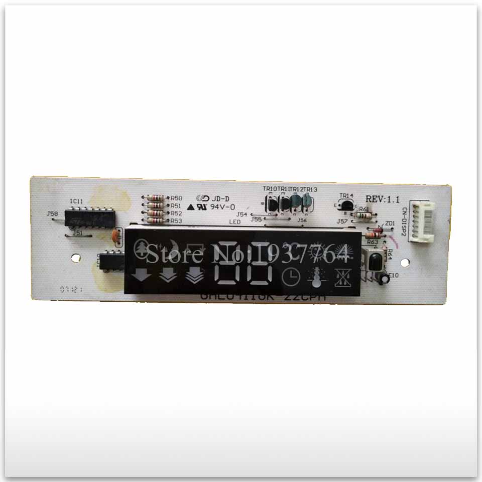95% new for Galanz air conditioning Display board GAL0411GK-22CPH board good working<br>
