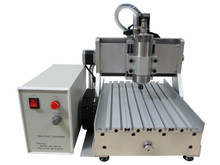 CNC 3020 Z-VFD 1.5KW water cooling cutting machine carving lathe engraver router