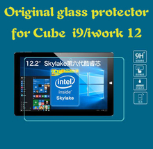 In Stock Tempered Glass Films Screen Protector for cube i9 iwork12 12.2inch Tempered Glass Film