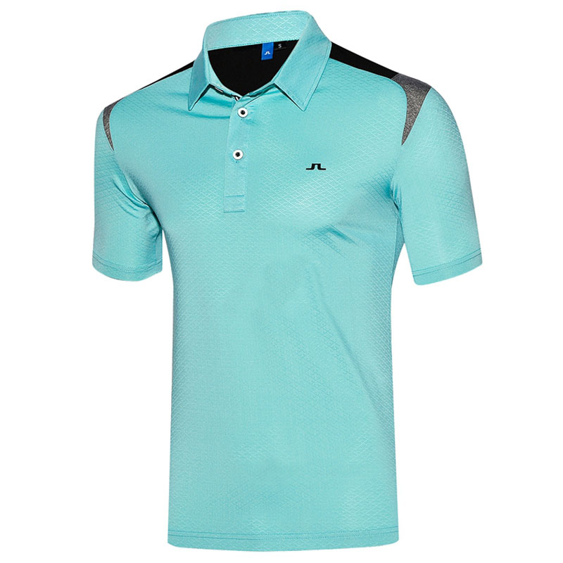 New Cooyute Golf Clothing High quality Short  sleeve breathable JL Golf T-shirt 4colors S-XXL in choice Golf shirt Free shipping<br>