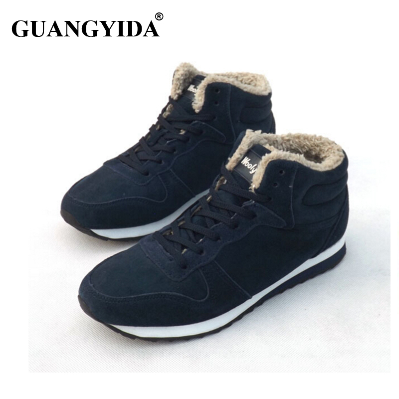 2017 Fashion women Snow Boots Super Warm Boots Plush Ankle boots Work Shoes Unisex Outdoor lover Winter shoes ST13<br><br>Aliexpress