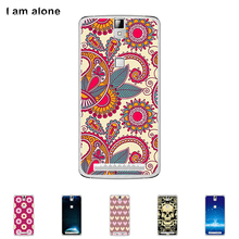 Soft TPU Silicone Case For Elephone P8000 5.5 inch Cellphone Cover Mobile Phone Protective Skin Mask Color Paint