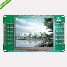 "3.5"" TFT LCD Module Display + Touch Panel + PCB adapter(China)"