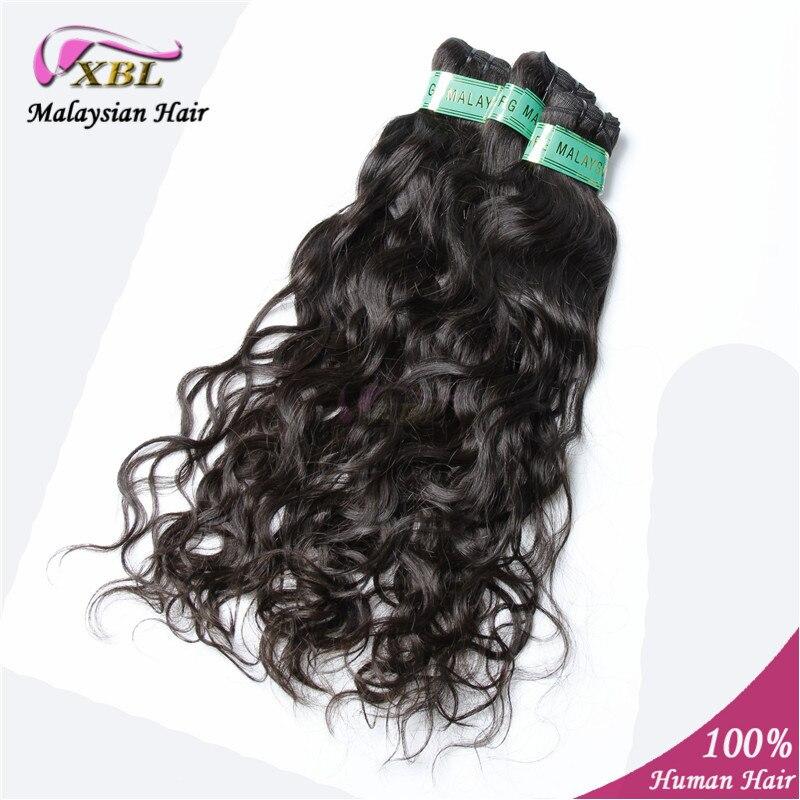 Cheap Wholesale High Quality Malaysian Virgin Hair Natural Wave 6A 3 pcs lot 100% Unprocessed Human Hair Malaysian Natural Wave<br><br>Aliexpress