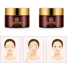 Face Moisturizers Whitening Anti-aging Creams DD cream Shrink Pores Skin Care(China)