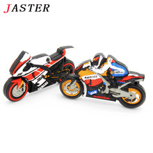 JASTER Motobike usb flash drive pendrive 32gb pen drive Motorcycle 4gb 8gb 16gb motorcar memory stick u disk flash card gift