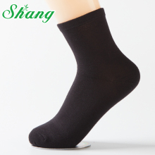 BAMBOO WATER SHANG Woman lovely bamboo fiber socks Flat-panel socks for women cute Candy pure color cotton casual socks LQ-6(China)