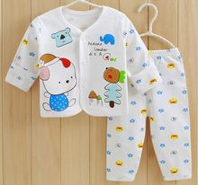 Newborn baby clothing sets baby girls boys clothes Hot new Brand baby gift infant cotton Cartoon underwear(China)