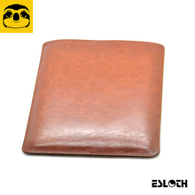ESLOTH Crack Dark Brown For Lenovo ThinkPad X1 Carbon PU Leather Cases Into Sets of Bladder Mac Bag Ultra Thin Light Laptop Bags