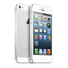 "Original Apple iPhone 5 Unlocked Mobile Phone iOS Dual-core 4.0"" 8MP Camera WIFI GPS Used Phone(China)"