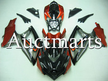 Fit for Suzuki GSX-R 600 750 2008 2009 2010 ABS Plastic motorcycle Fairing Kit Bodywork GSXR600 08 09 10 GSXR 600 GSXR750 CB41(China)