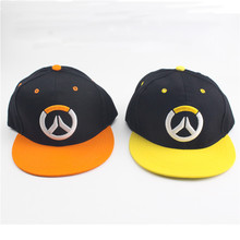 Game Overwatch Cap Watchman Pioneer Baseball Cap Hat For Men Women Overwatch Snapback Hats Adjustable Hip hop Caps(China)