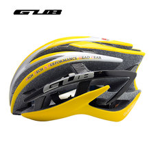 GUB Integrally-molded Cycling Helmet Ultralight Engineering Plastic Bicycle Helmet MTB Mountain Road Bike Helmet 300g 27 Vents