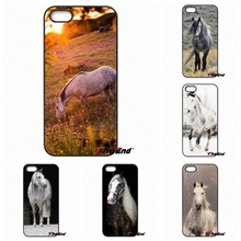 Enjoy Colour Dappled Horse Art Poster Phone Cover For Meizu M3 Lenovo A2010 A6000 S850 K3 K4 K5 K6 Note ZTE Blade V6 V7 V8(China)