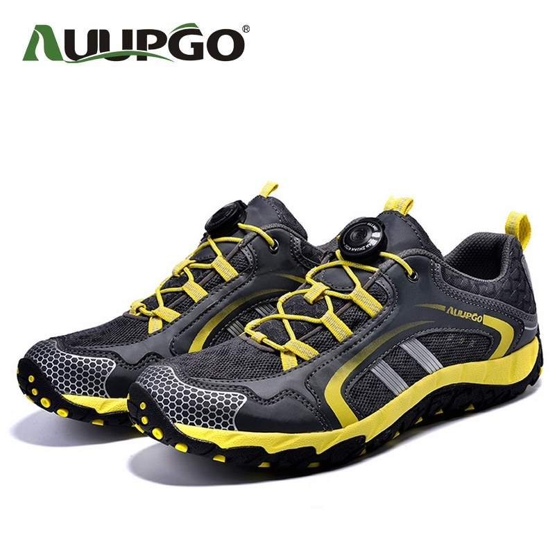 Auupgo Men Casual Shoes Lovers Outdoor Shoes Spring Summer Quick Drying Men Upstream Shoes  A748<br><br>Aliexpress
