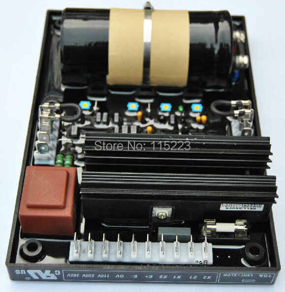 Leroy Somer AVR R449 Alternator Generator AVR Programmer<br><br>Aliexpress